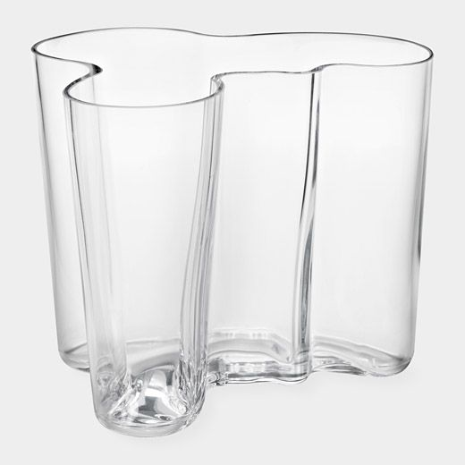 Alvar Aalto Vase Philip Johnson Glass House Online Store